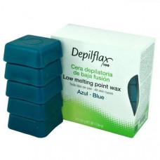 Воск горячий Depilflax Азуленовый