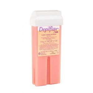 Воск в картридже Depilflax Сливочно-розовый