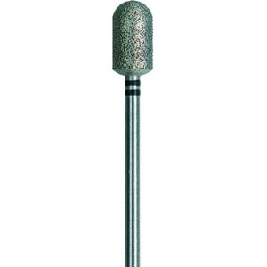 Фреза цилиндрическая с закругленным концом 6,3 мм МонАлиТ