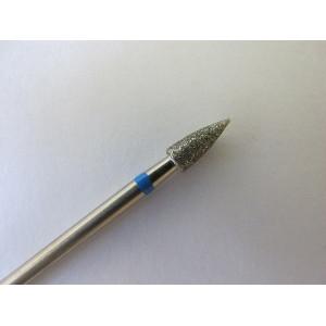 Бор конусный с острым концом 3,3 мм
