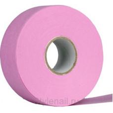 Бумага для депиляции розовая в рулоне Ahlstrom Франция
