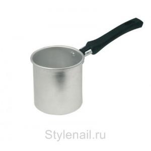 Ковшик алюминиевый с ручкой