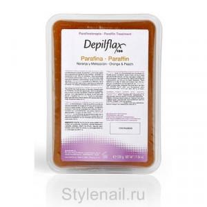 Парафин Depilflax Персик и апельсин
