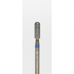 Бор цилиндрический с закругленным концом 1,8 мм