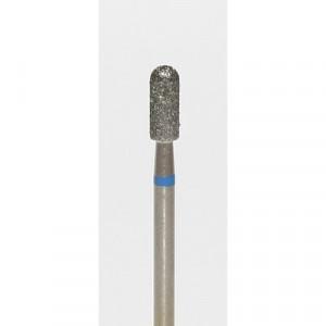 Бор цилиндрический с закругленным концом 3,3 мм