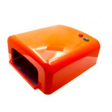 УФ лампа 36 ВатТ с таймером глянец