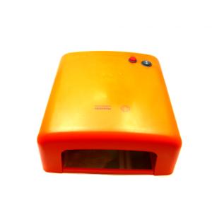 УФ лампа 36 ВатТ с таймером матовая