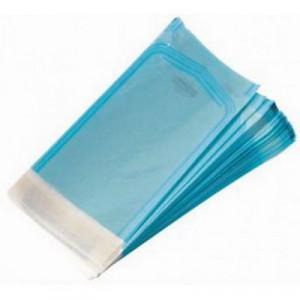 Самоклеящиеся пакеты прозрачные для стерилизации 13х25см